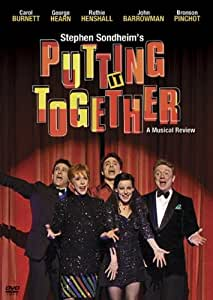 Putting It Together: A Musical Review [DVD] [2002] [Region 1] [US Import] [NTSC]