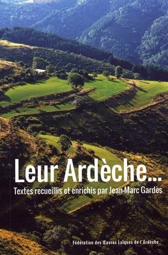 Leur Ardèche par (Poche - Dec 1, 2016)