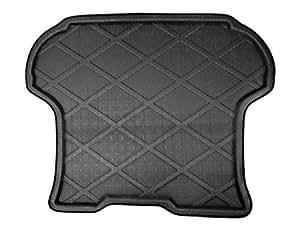 VOITURE-composants 1PCS fret de sol arrière compartiment fond-couverture-protection pour chaussure 2007 2008 2009 2010 2011 2012 pour mITSUBISHI oUTLANDER