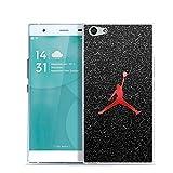 Aksuo for Doogee Y300 Hülle Silikon, TPU Silikonhülle Handyhülle Kratzfest Durchsichtige Stylisch Muster Design Robust Leicht Passgenau Case - Basketball Spielen