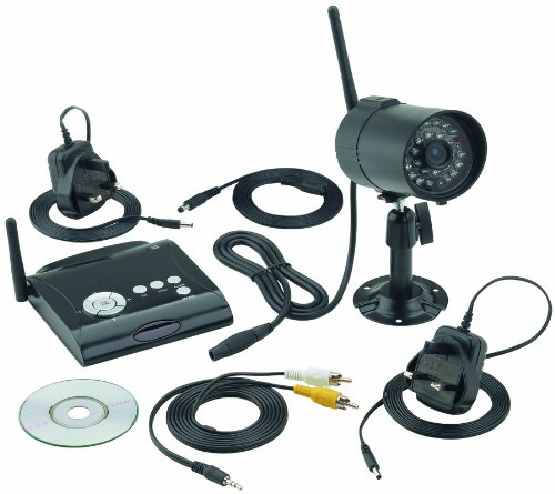 Honeywell-cctv-kamera (Response cwd2 Friedland Digital Wireless Kamera und 4-Kanal erhalten/DVR-Kit)