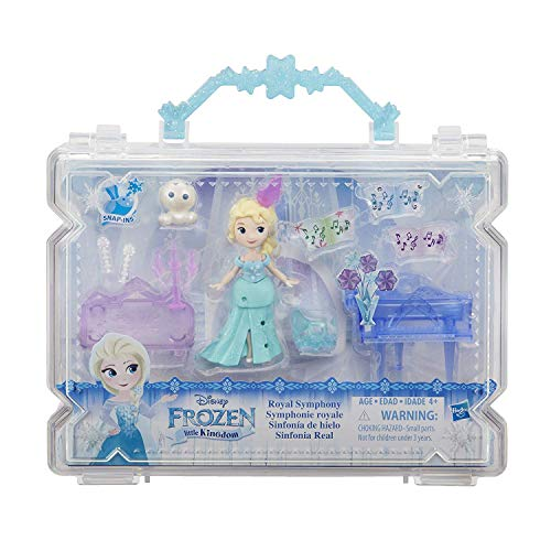 Hasbro European Trading Bv Briefcase with Frozen Characters and Accessories ,, ha-b5191