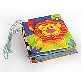 HLC-Le Livre des Découvertes en tissu-Le Zoo