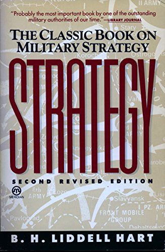 Strategy (Second Revised Edition) (Meridian) por Hart B. H. Liddell