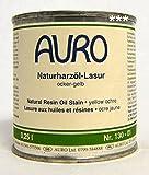 Auro Naturharzöl-Lasur ocker-gelb 0,25 l Nr. 130-01