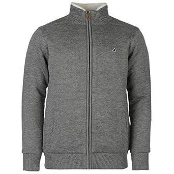 Mens Jumper Kangol Medium Winter Pullover Polar Neck Jacket Top