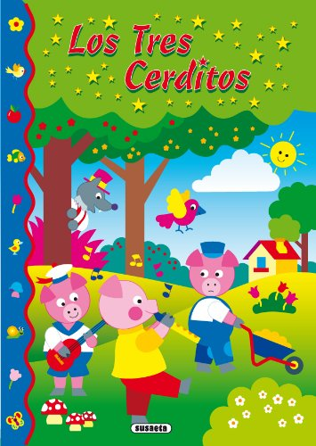 Los tres cerditos por Susaeta Ediciones S.A.