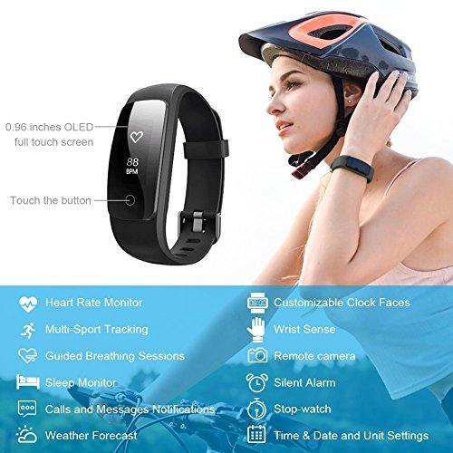 Zoom IMG-3 braccialetto fitness activity tracker hr