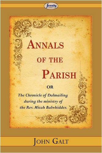 Annals of the Parish Cover Image