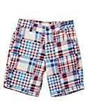 Beebay Boys 100% Cotton Blue Check Short...