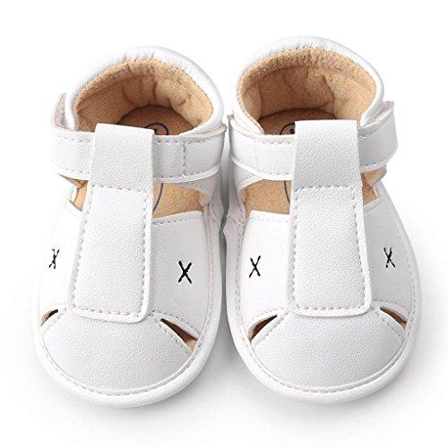 4aa0431ae4a5a Logobeing Bebe Recien Nacido Verano Sandalias Zapato Casual Zapatos Sneaker  Antideslizante Suela.