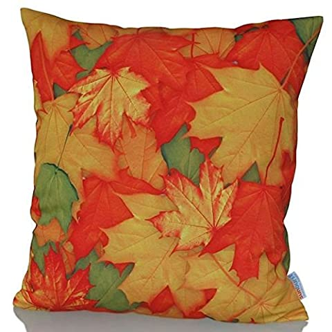 Sunburst Outdoor Living 60cm x 60cm GRACE Decorative Throw Pillow Cushion Cover for Couch, Bed, Sofa or Patio - Only Case, No Insert