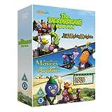 The Backyardigans Triple Pack [DVD]