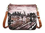 Borsa a tracolla Y Not New York east river k 391
