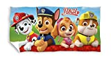Carbotex Paw Patrol Duschtuch Strandtuch 70x140
