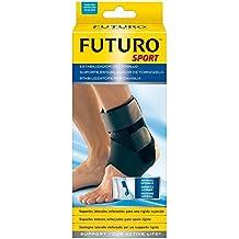Futuro Sport - Estabilizador del tobillo, para el pie derecho y el izquierdo, talla