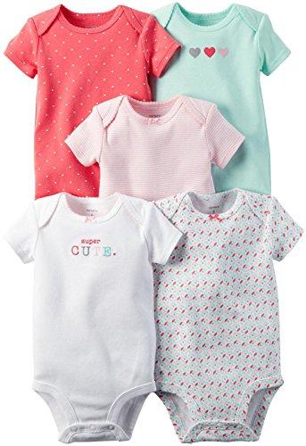 de-carter-baby-girls-5-paquete-body-bebe