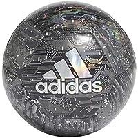 Adidas CPT, Pallone da Calcio Uomo, Black/Rainbow Reflective, 5