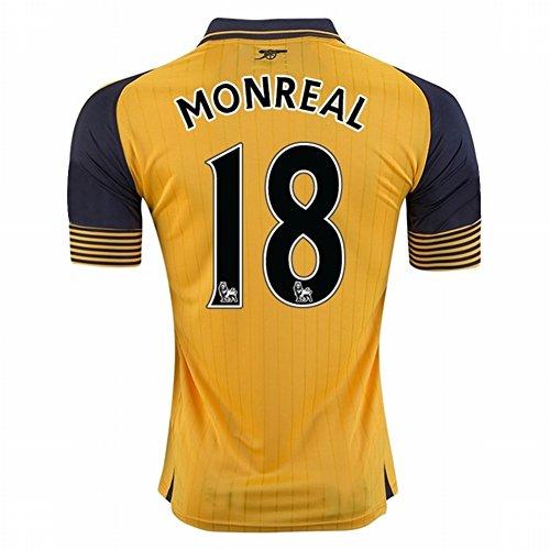 Maillot THIRD Arsenal Nacho Monreal