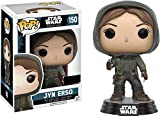POP! Bobble - Star Wars: Rogue One: Jyn Erso Hooded (Exc)