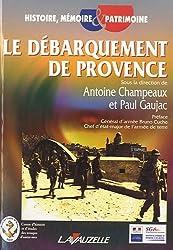 Le débarquement de Provence