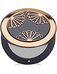 Danielle Creations Swarovski Triple Ventilateur True Image Compact or rose/Blush/Gris acier