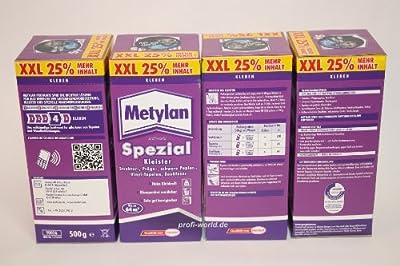 Metylan spezial 4 x 500g. = Vorteilspack 2000g. von Metylan auf TapetenShop
