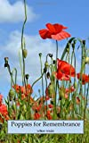 Poppies for Remembrance: Secret internet password notebook disguised as a novel!