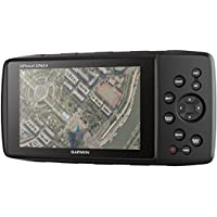 "'Garmin GPSMAP 276 CX Handheld 5 ""450 g Black Navigator – Navigators (NMEA 0183, Internal, Internal Storage, 12.7 cm (5), 800 x 480 Pixel, Flash)"
