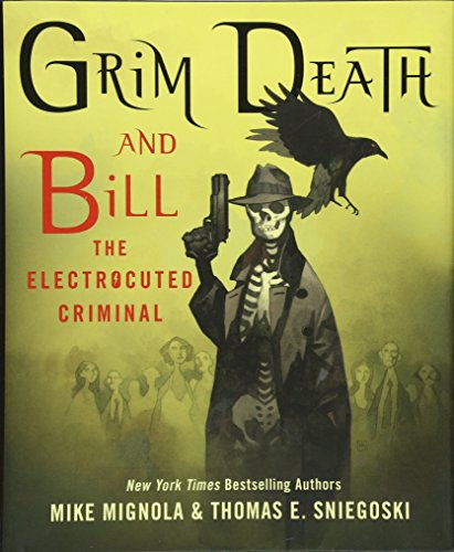 Grim Death And Bill The Electrocuted Criminal