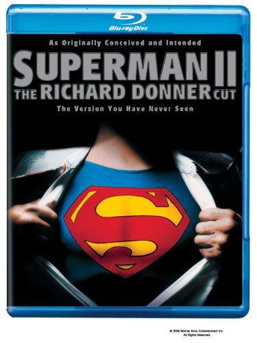 Superman 2: The Richard Donner Cut [Blu-ray] [Import italien]