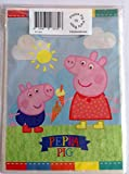LARGER VALUE PEPPA PIG PARTY/LOOT BAGS PACK OF 12