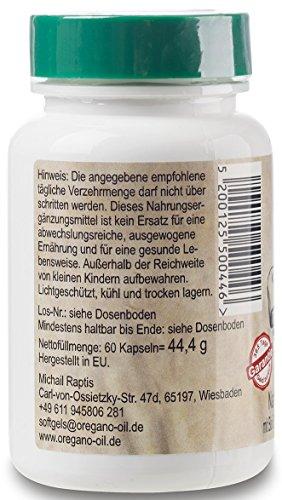 Athina Athina® Oregano-Öl Kapseln Bio