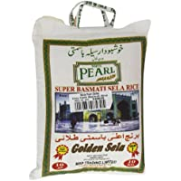 White Pearl Easy Cook Basmati Rice 10 kg