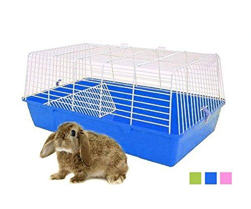 gabbia-sweet-family-per-coniglio-r1-spaziosa-con-divisorio-portafieno-per-conigli-nani-e-altri-rodit