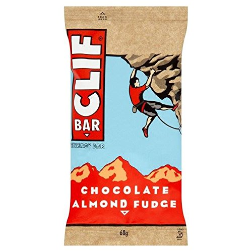 Clif Energy Bar Choc Almond Fudge 68g -