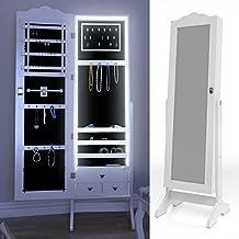 suchergebnis auf f r standspiegel schmuckschrank. Black Bedroom Furniture Sets. Home Design Ideas
