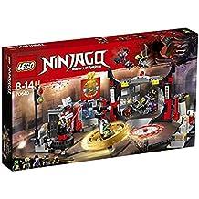 LEGO Ninjago - Cuartel general de H.D.G, única (70640)