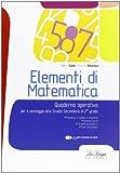 Elementi di matematica. Per la Scuola media. Con espansione online
