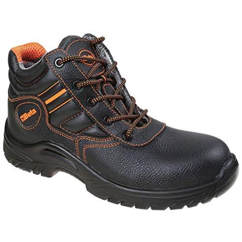 Beta Werkzeuge 7201BKK Full Grain Leder Ankle Schuh (EU 43-UK 9) Full-grain Schuhe
