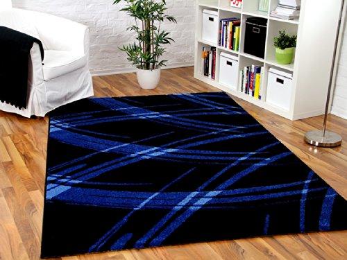 h Schwarz Blau Life in 5 Größen ()