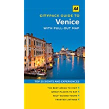 AA Citypack Venice (Travel Guide) (AA CityPack Guides)