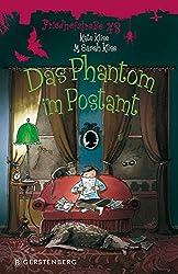 Das Phantom im Postamt. Friedhofstraße 43 - Band 4