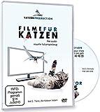 Die besten Verschiedene von Fernsehen und Filme - Filme für Katzen - Das audio-visuelle Katzenspielzeug Bewertungen