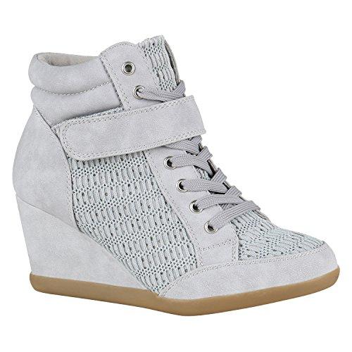 Stivali Paradise Sneakers Da Donna Sportive Zeppe Glitter Perforazione  Scarpe Con Zeppa Con Zeppa Scarpe Sportive 42e3eecd5bf