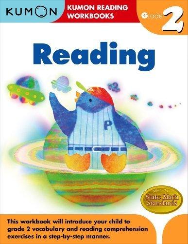 Grade 2 Reading (Kumon Reading Workbook) by Kumon Publishing (2010) Paperback