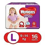 Huggies Wonder Pants Style L Diapers (16 Pieces)