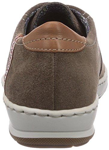 Jenny Dublin Damen Sneakers Beige (teak,marrone 06)