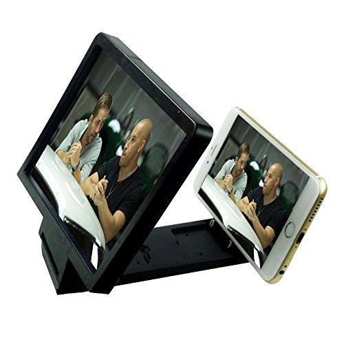 HS-STORE's F1 Magnifying 3D Enlarged Screen Mobile Phone