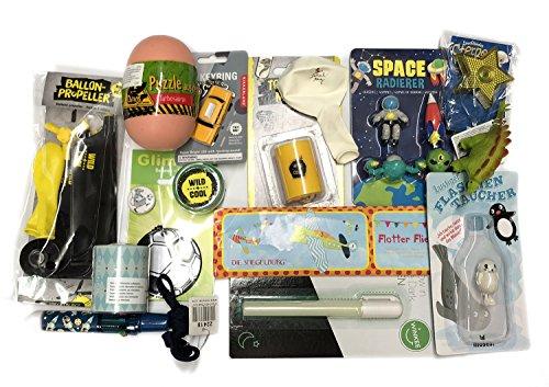 Füllung für Schultüte Junge Set Dino, Fussball, Schlüsselanhänger ... etc Einschulung Schulstart 1. Schultag